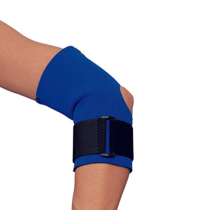 C-302 / NEOPRENE ELBOW SUPPORT WITH ENCIRCLING SUPPORT STRAP