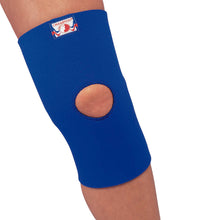 C-306 / NEOPRENE KNEE SUPPORT WITH OPENING OVER PATELLA