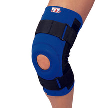 C-308 / NEOPRENE KNEE STABILIZER WITH SPIRAL STAYS