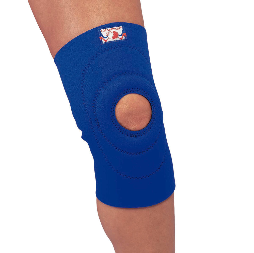 C-309 / NEOPRENE KNEE SUPPORT WITH STABILIZER PAD