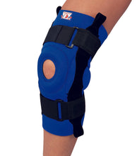 C-310 / NEOPRENE KNEE STABILIZER WITH HINGED BARS