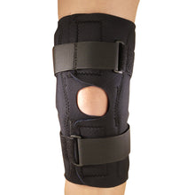 C-311 / NEOPRENE KNEE STABILIZER WRAP WITH HINGED