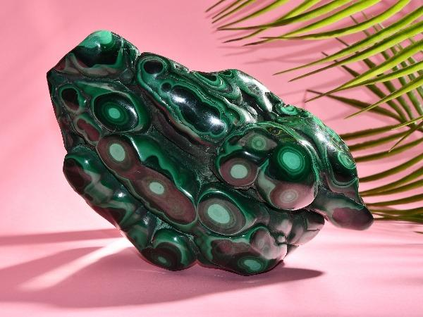 Large Malachite Crystal Specimen | 1834g Soji Energy