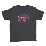 Wyoming Bison - Kid's/Youth Short Sleeve