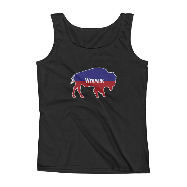 Wyoming Bison - Women's Tank
