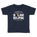 "JACKSON HOLE ""99 Years in the Making"" Eclipse - Kid's/Toddler Short Sleeve"