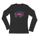 Wyoming Bison - Women's Long Sleeve