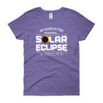 "JACKSON HOLE ""99 Years in the Making"" Eclipse - Women's Short Sleeve"