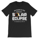 "JACKSON HOLE ""99 Years in the Making"" Eclipse - Men's/Unisex Short Sleeve"