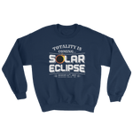 JACKSON HOLE Totality is Coming Eclipse Sweatshirt - Unisex