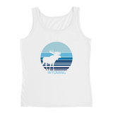 Wyoming Moon Moose - Women's Tank