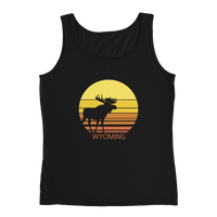 Wyoming Sun Moose - Women's Tank