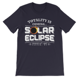 "CASPER ""Totality is Coming"" Eclipse - Men's/Unisex Short Sleeve"