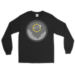 2017 Solar Eclipse View - Men's/Unisex Long Sleeve
