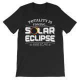 "JACKSON HOLE ""Totality is Coming"" Eclipse - Men's/Unisex Short Sleeve"