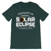 "PINEDALE ""Totality is Coming"" Eclipse - Men's/Unisex Short Sleeve"