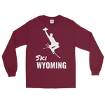 Ski Wyoming - Men's/Unisex Long Sleeve