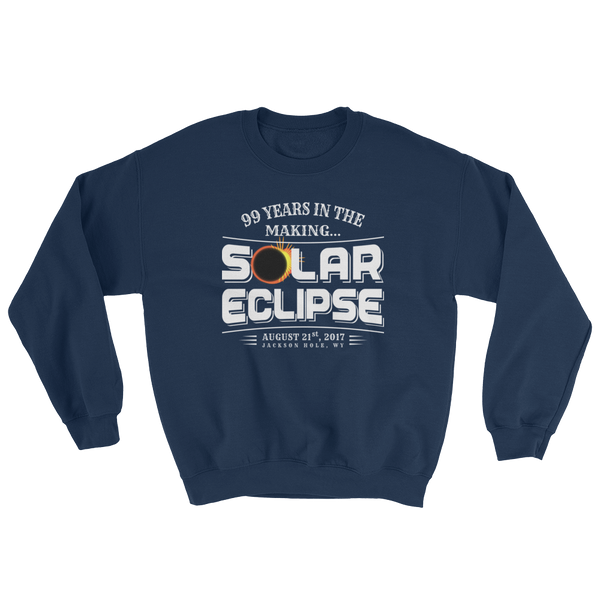 "JACKSON HOLE ""99 Years in the Making"" Eclipse Sweatshirt - Unisex"