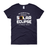 "CASPER ""99 Years in the Making"" Eclipse - Women's Short Sleeve"