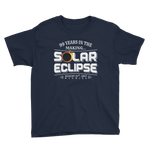 "WYOMING ""99 Years in the Making"" Eclipse - Kid's/Youth Short Sleeve"