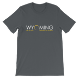 """Headed to Totality"" Wyoming - Men's/Unisex Short Sleeve"