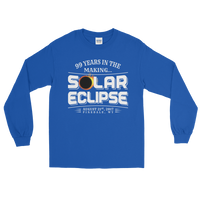 "PINEDALE ""99 Years in the Making"" Eclipse - Men's/Unisex Long Sleeve"