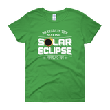 "PINEDALE ""99 Years in the Making"" Eclipse - Women's Short Sleeve"
