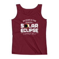 """99 Years in the Making"" 2017 Wyoming Solar Eclipse - Women's Tank"