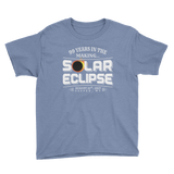 "CASPER ""99 Years in the Making"" Eclipse - Kid's/Youth Short Sleeve"