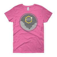 2017 Solar Eclipse View - Women's Short Sleeve
