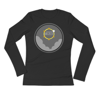 2017 Solar Eclipse View - Women's Long Sleeve