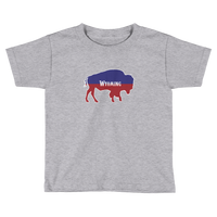 Wyoming Bison - Kid's/Toddler Short Sleeve