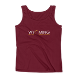 """Headed to Totality"" Wyoming - Women's Tank"