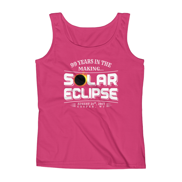 "CASPER ""99 Years in the Making"" Eclipse - Women's Tank"