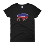 Wyoming Bison - Women's Short Sleeve