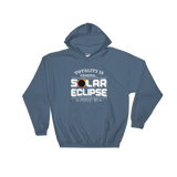 CASPER Totality is Coming Eclipse Hoodie - Unisex