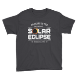 "JACKSON HOLE ""99 Years in the Making"" Eclipse - Kid's/Youth Short Sleeve"