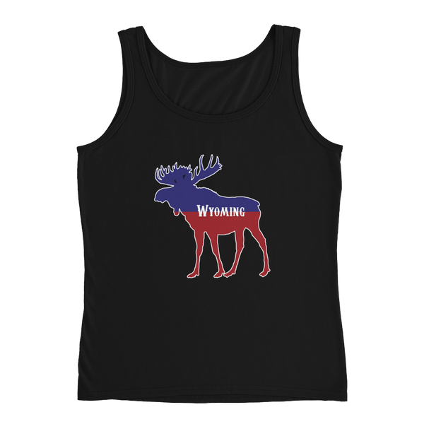 Wyoming Moose - Women's Tank