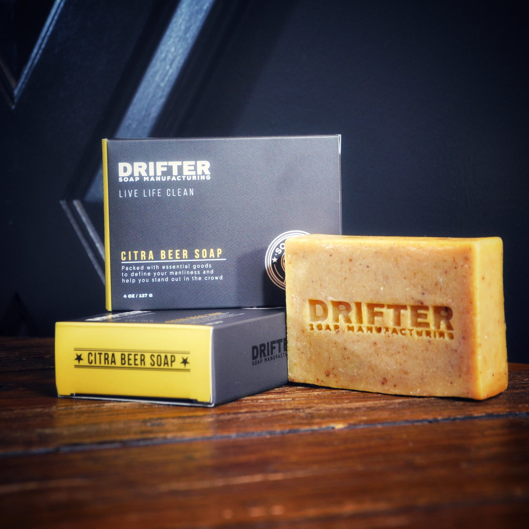 Wholesale - Citra Beer Soap
