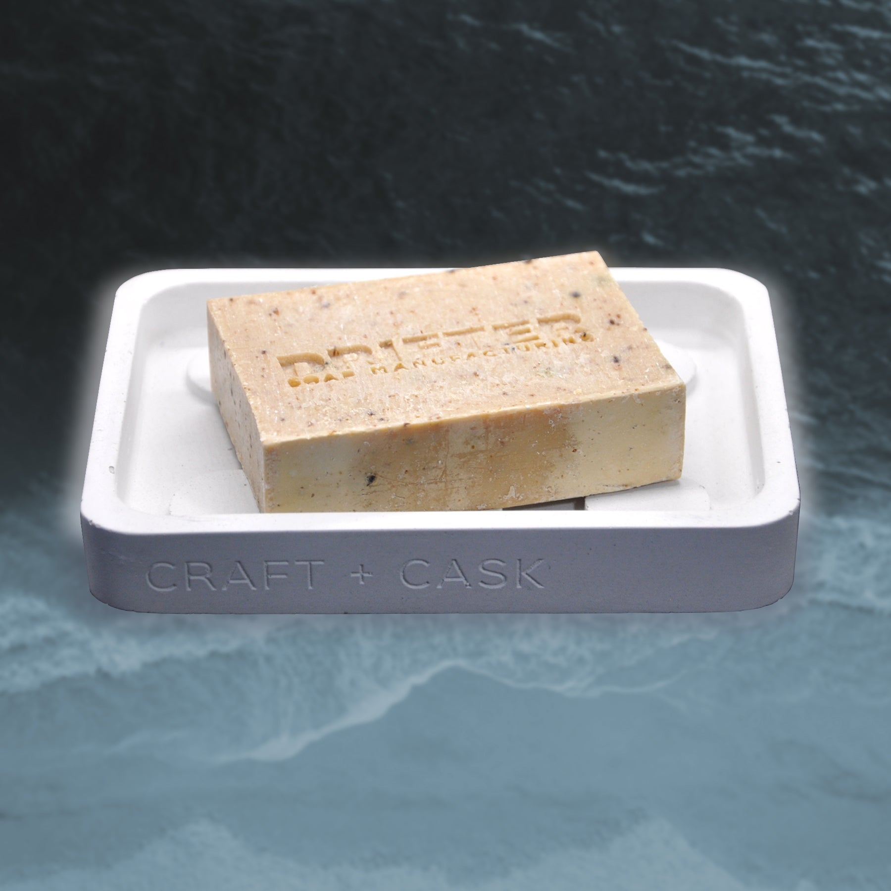 Wholesale - Archetype Concrete Soap Dish