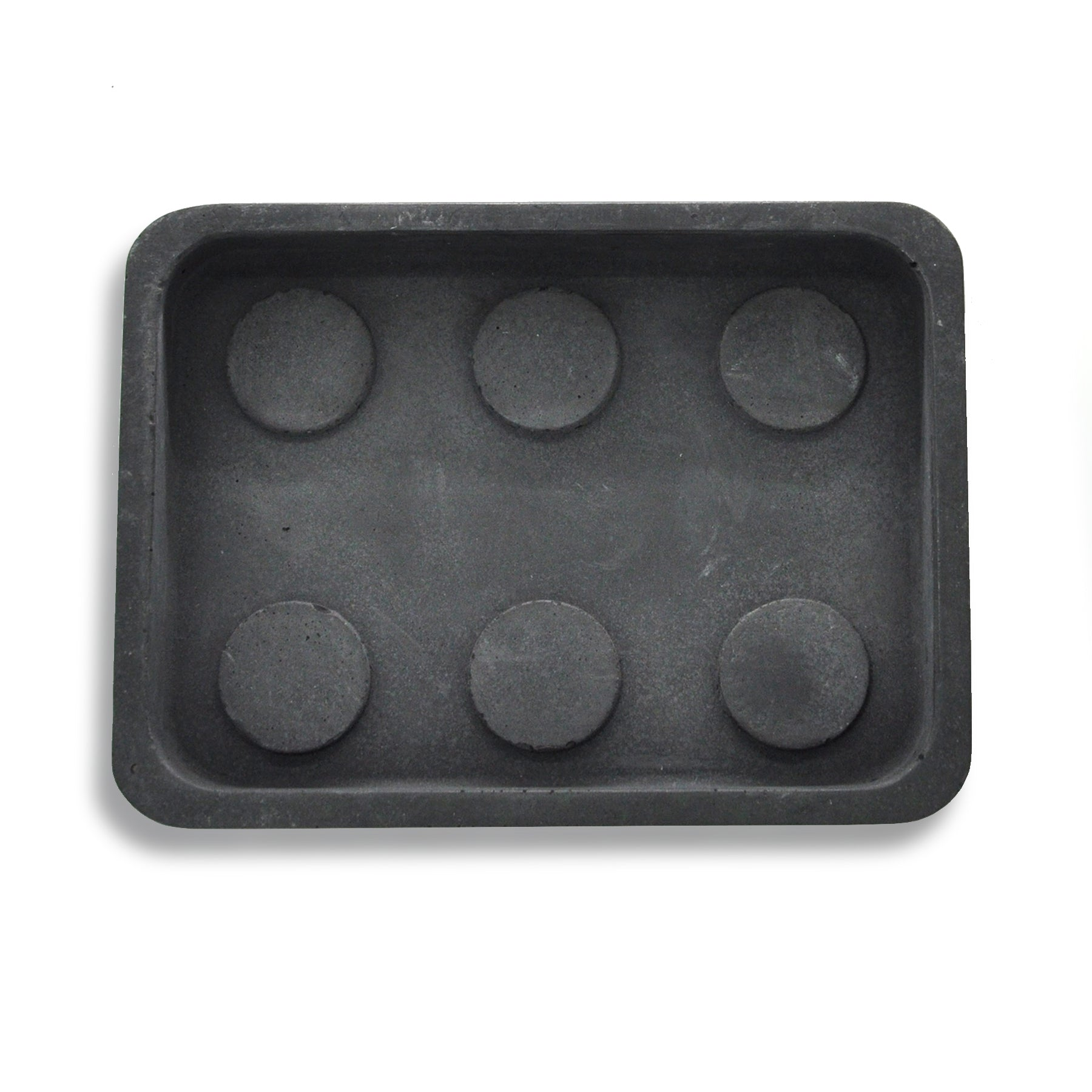 Cosmic Concrete Soap Dish