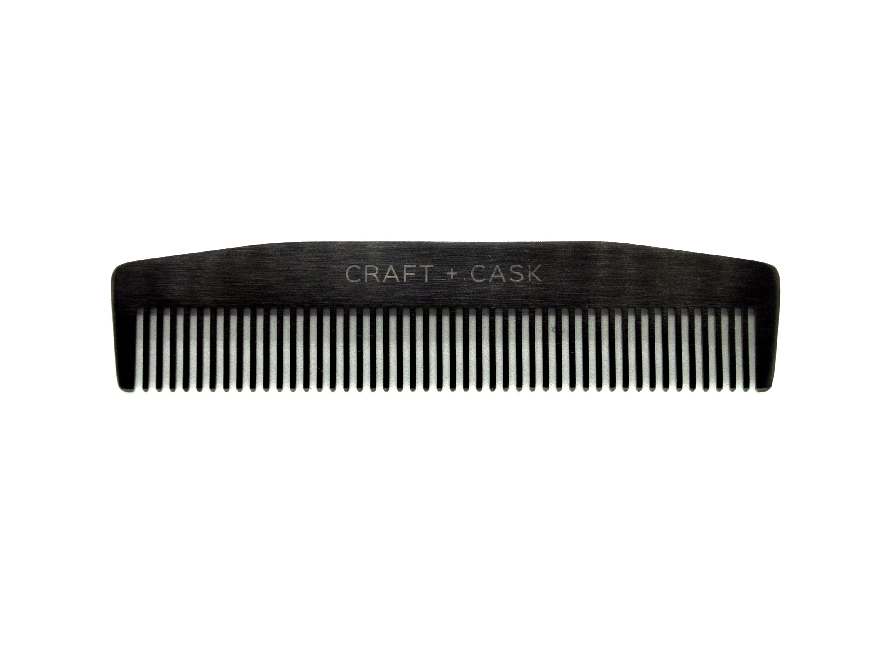 Axiom Metal Hair Comb