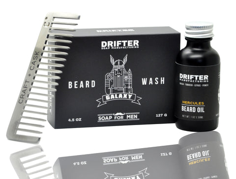 Savage Beard Gift Set