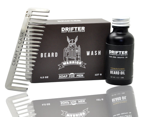 Scout Beard Gift Set