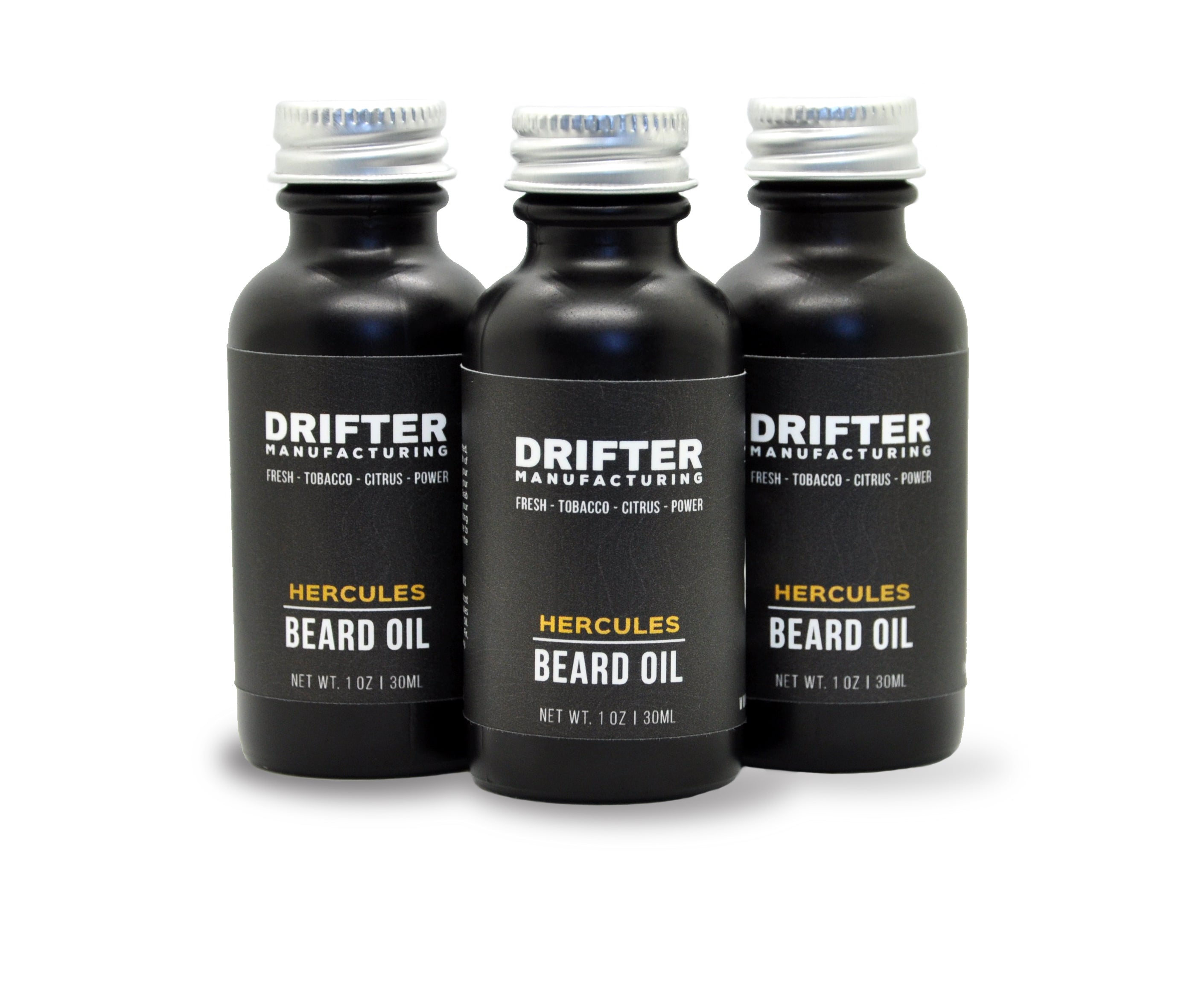 Hercules Beard Oil