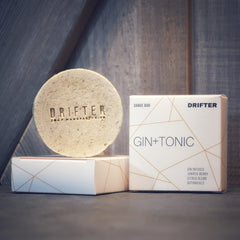 Gin + Tonic Shave Bar