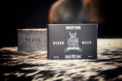 Warrior Beard Wash Bar