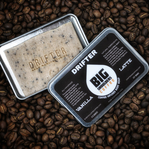 Wholesale - Vanilla Latte - Big Shoulders Coffee Soap