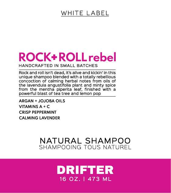 Wholesale - Rock + Roll Rebel Liquid Shampoo