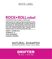 Rock + Roll Rebel Liquid Shampoo